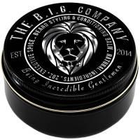 B.I.G. Beard Balm - Cera d'api, burro di karité, vitamina E, olio d'argan, olio di jojoba, olio di vaniglia, olio di vinaccioli.