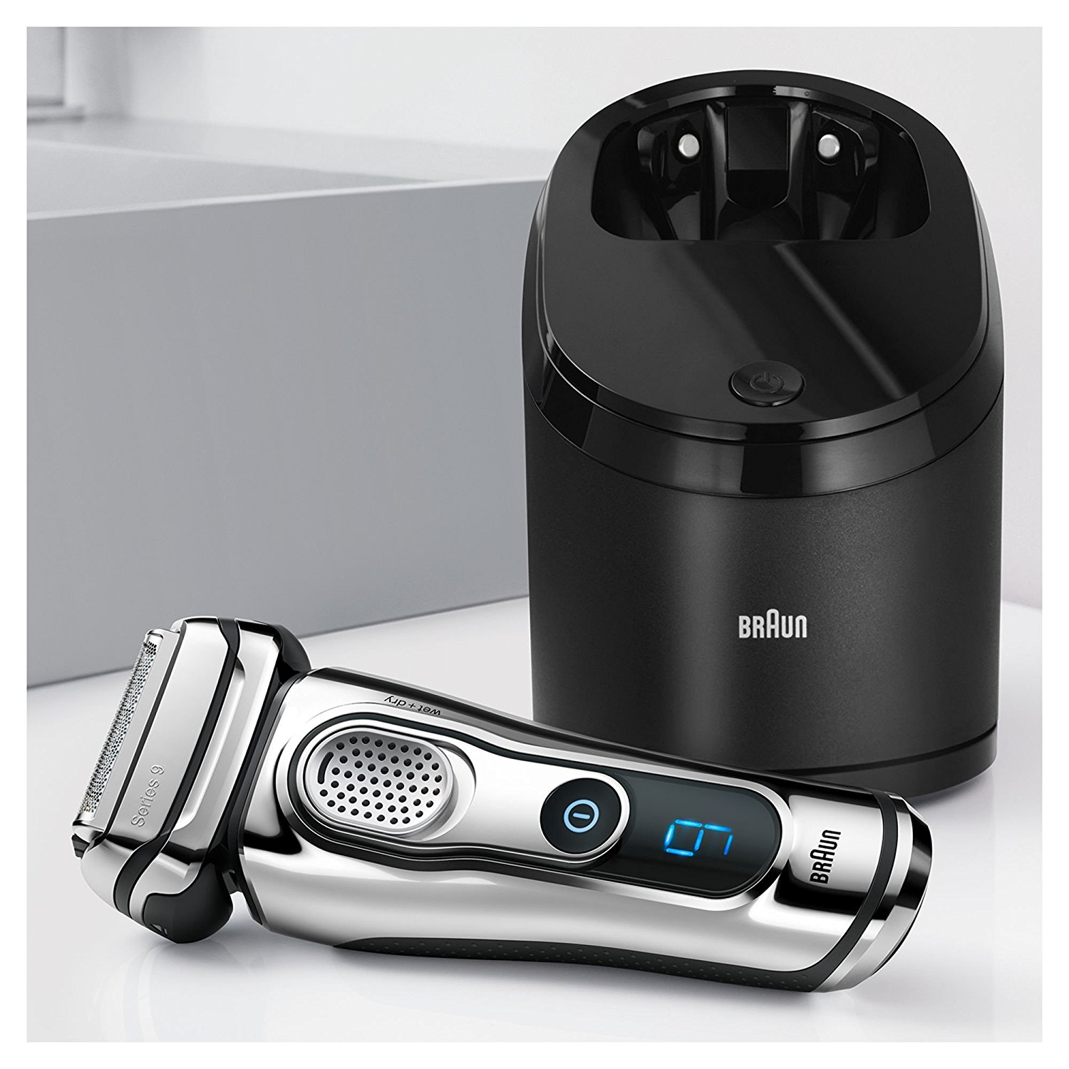 Braun 9296cc Wet & Dry Series 9